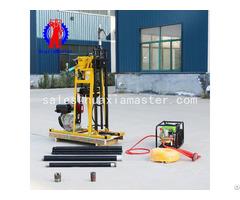 Yqz 50a Hydraulic Core Drilling Rig