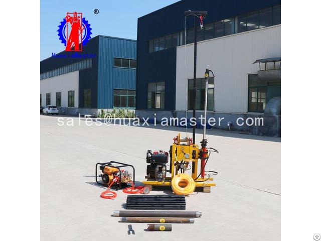 Yqz 50b Hydraulic Core Drilling Rig