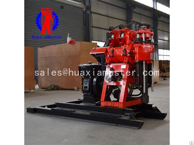 Hz 130yy Hydraulic Core Drilling Rig