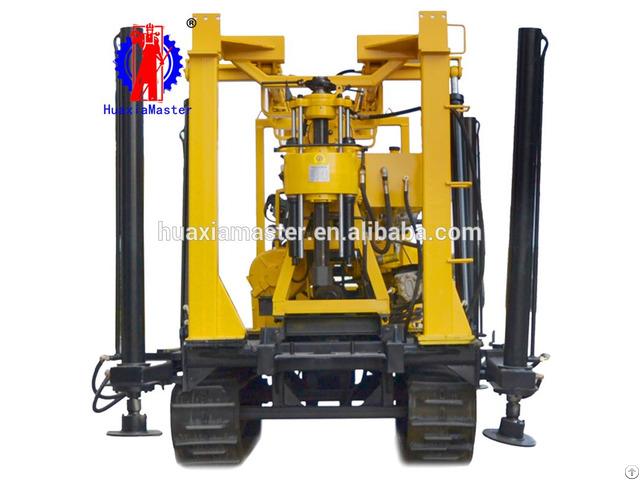 Xyd 130 Crawler Hydraulic Core Drilling Rig