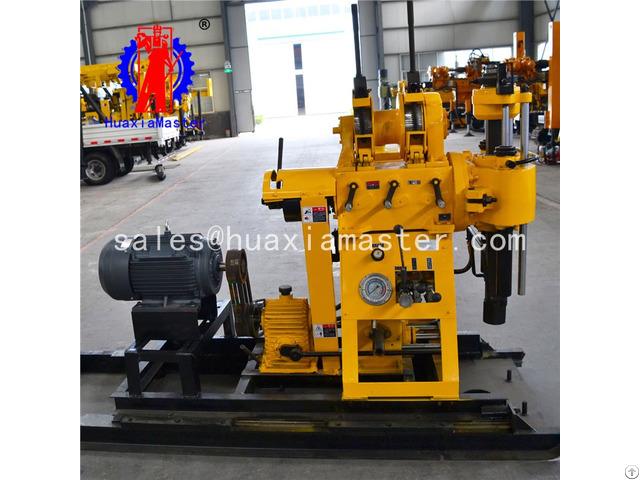 Hz 200yy Hydraulic Core Drilling Rig