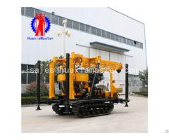 Xyd 200 Crawler Hydraulic Core Drilling Rig