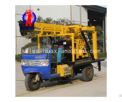 Xyc 200a Tricycle Mounted Hydraulic Core Drilling Rig
