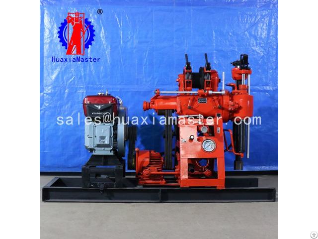 Xy 100 Hydraulic Core Drilling Rig