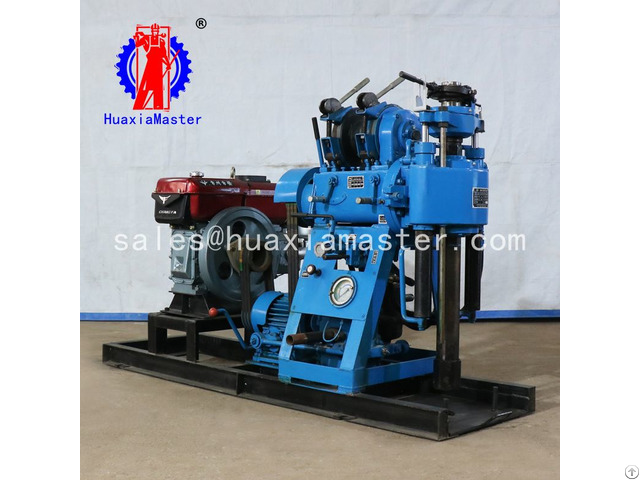 Xy 130 Hydraulic Core Drilling Rig