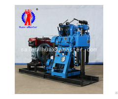 Xy 130 Hydraulic Core Drilling Rig