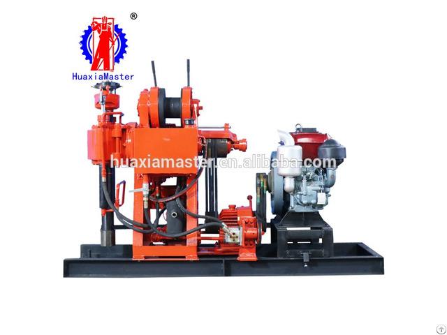 Xy 150 Hydraulic Core Drilling Rig