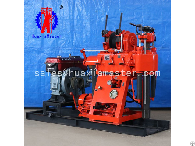 Xy 180 Hydraulic Core Drilling Rig