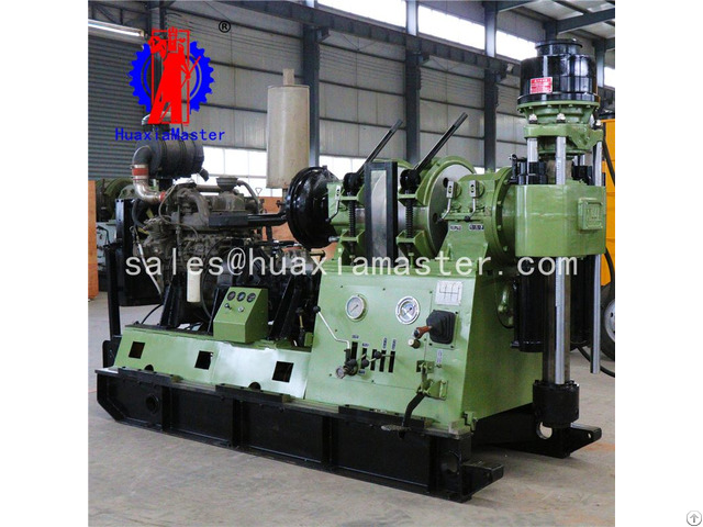 Xy 44a Hydraulic Core Drilling Rig