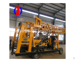 Xyx 44a Wheeled Hydraulic Core Drilling Rig