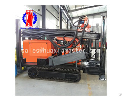 Fy400 Crawler Pneumatic Water Well Drilling Rig