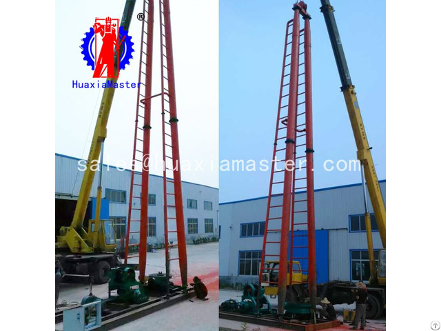 Spj 400 Water Well Drilling Rig