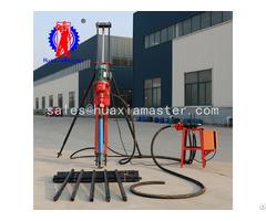 Kqz 70d Pneumatic Electric Dth Drilling Rig