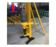 Kqz 100d Pneumatic Electric Dth Drilling Rig