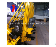 Kqz 180d Pneumatic Electric Dth Drilling Rig