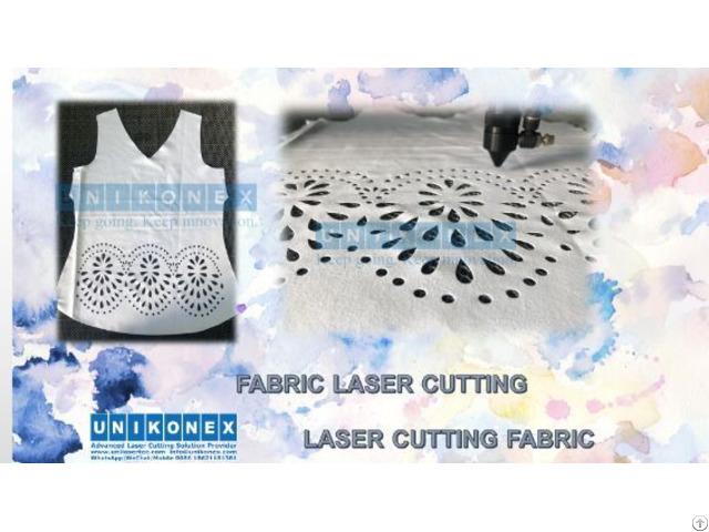 Laser Cutting Fabric