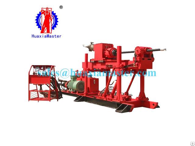 Zdy 1250 Full Hydraulic Tunnel Drilling Rig