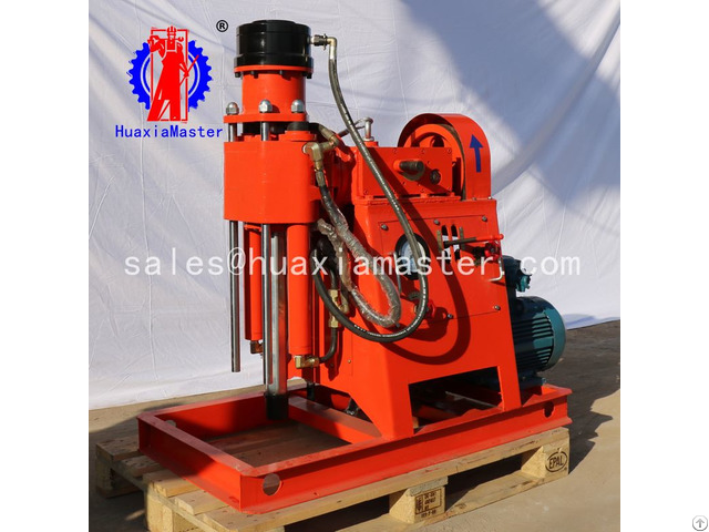 Zlj350 Grouting Reinforcement Drilling Rig