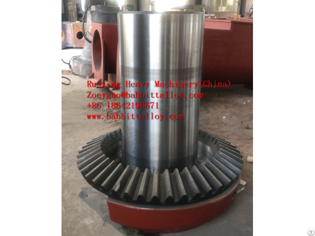 Cone Crusher Eccentric Sleeve Chinese Manufacturer Export To Russia Quality Assurance
