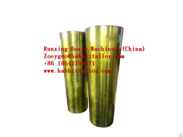 Cone Crusher Spare Part Bushing Oem Chinese Factory