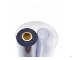 Pharmaceutical Grade 250micron Clear Pvc Film For Blister