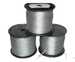 High Quality Factory Galvanized Steel Cable Control Inner Wire 1x19s Diameter 2 0mm