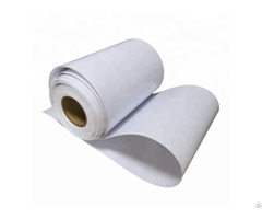 Heat Resistant White Polypropylene Pp Plastic Sheet Roll 0 5mmthick For Thermoforming