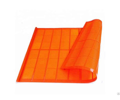 Polyurethane Screen Mesh For Fine Particle Separations