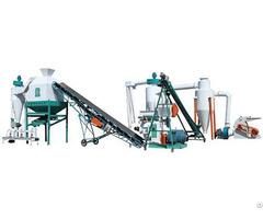 Biomass Wood Pellets Pellet Production Line Supplier