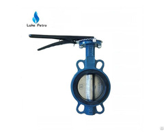 Dn50 Butterfly Valve Manual