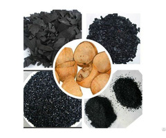 Vietnam Coconut Shell Charcoal