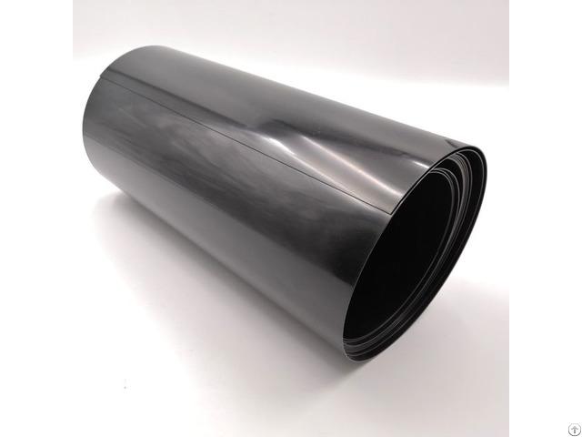 High Impact 1mm Rigid Black Polystyrene Plastic Sheet For Thermoforming