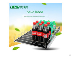 Customized High Quality Product Flex Roller Shelves Pushers Management System