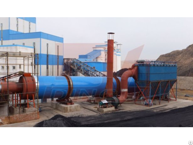 Energy Saving Coal Slime Rotary Dryer Machine Price