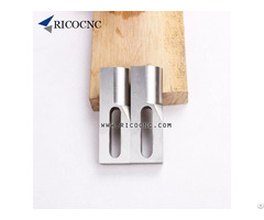 Cnc Cutter Blades For Round Wood Rod Stick Milling Machines