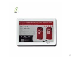 Suny 7 5inch Digital Wireless Eink Display Price Tag Esl Electronic E Paper Shelf Label