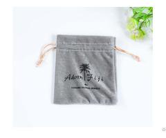 Velvet Jewelry Drawstring Bag