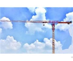 Tip Load Of 2 6tons Construction Building Tower Crane