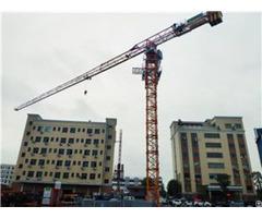 Qtp250 Tct7526 Competitive Price Good Quality Construction Tower Crane