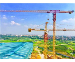 Qtp315 Tct7035 Good Quality Hydraulic Tower Crane