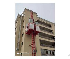 Scg200 200g High Speed Building Construction Passenger Lifting Lift Elevator Hoist