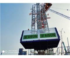 Sc320h Building Construction Equipment Crane Material Hoist