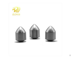 Carbide Flat Top Button For Drill Bits