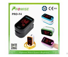 Fingertip Pulse Oximeter Pro F4