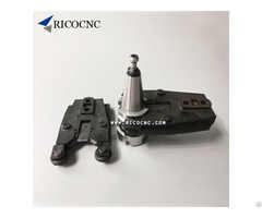 Aluminum Alloy Bt30 Tool Grippers For Cnc Tapping Machine