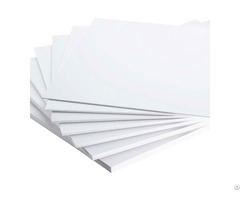 White High Quality Water Proof Pvc Celuka Sheet 18mm