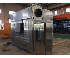 Industrial Electroplating Sludge Dryer Energy Saving Drying Equipment
