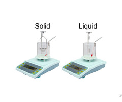Lab Scale Hydrostatical Density Balance