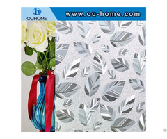Bt16306 Translucent Decorative Frosted Pvc Window Film