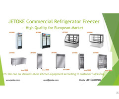 Refrigeration And Stainless Steel Kitchen Equipment
